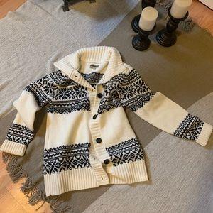 Lady Hathaway cozy sweater